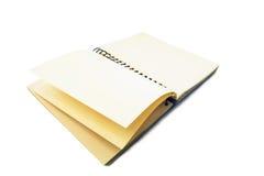 Notepad Zdjęcia Royalty Free