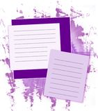 Notepad Stock Image