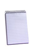 Notepad Stock Photos