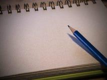 notepad Obrazy Stock