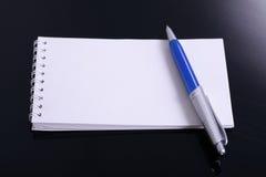 notepad Zdjęcie Stock