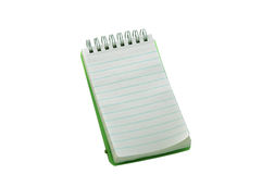 Notepad - Blank Stock Image