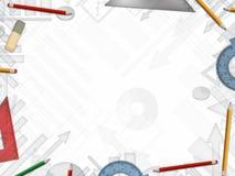 Notepad business analysis background Stock Photo