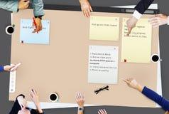 Notepad przypomnienie Pamięta listy Planistycznego pojęcie Fotografia Stock