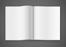 Notepad template Stock Photography