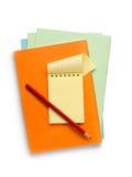 notepads Obraz Stock