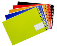 Notepads Stock Images