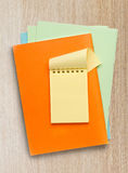 notepads fotos de stock