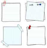 Notepads Royalty Free Stock Image