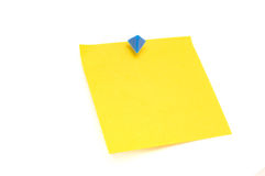 Notepaper Stock Photography