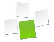 notepaper Стоковая Фотография RF