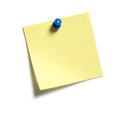 Notepaper Postit Royalty Free Stock Image