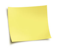 Notepaper Postit Royalty Free Stock Photos