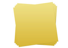 Notes Royalty Free Stock Images