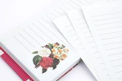 notes Fotografia Stock