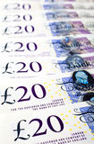 £20 Notes Stock Images