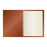 Notes in a color  Royalty Free Stock Photos