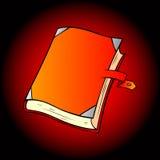notes d'agenda Illustration Libre de Droits
