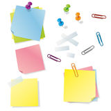 Notes Kit Royalty Free Stock Image
