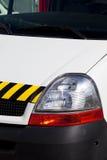 Notfahrzeug Stockbild