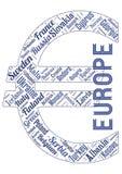 Notfall des Europas vektor abbildung