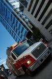 Notfallschutz-Fahrzeug Stockbild