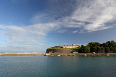 Nothe Fort Weymouth Royalty Free Stock Photos