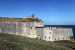 Nothe Fort Royalty Free Stock Images