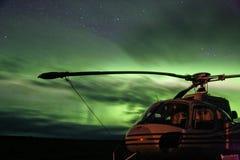 Nothenlight ans-helikopter Royaltyfria Bilder