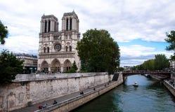 Nother dame de Paris France Stock Photography