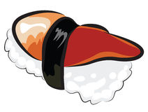 Nothern Shell Sushi Stock Images