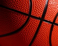Nothing but Basketball Royalty Free Stock Photography