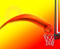 Nothing But Net. royalty free stock photography