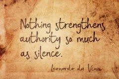 Authority so much Leonardo Stock Image