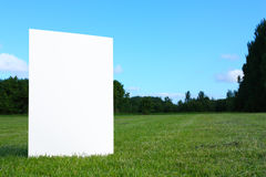 Notice board Royalty Free Stock Photography