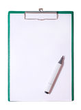 Notice Board And Magic Pen Royalty Free Stock Images