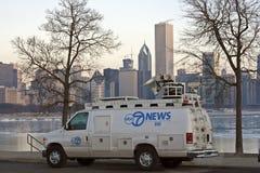 Noticias ABC7 Fotos de archivo