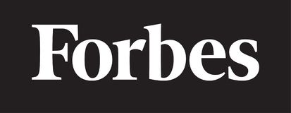 Noticias del logotipo de Forbes libre illustration
