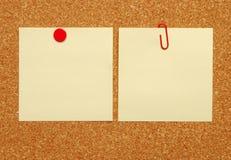 notification de panneau photographie stock libre de droits