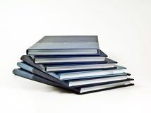 Notitieboekje royalty-vrije stock foto's