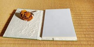 Notitieboekje stock afbeeldingen