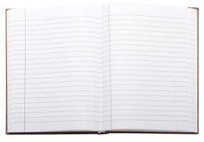 Notitieboekje Royalty-vrije Stock Afbeeldingen