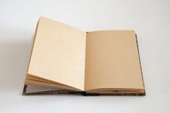 Notitieboekje Stock Fotografie