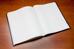 Notitieboekje Royalty-vrije Stock Foto