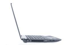 Notitieboekje - Laptop Stock Foto's