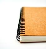 Notitieboekje voor het schrijven Stock Foto's