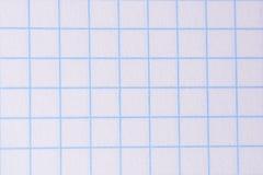 Notitieboekjedocument textuur Royalty-vrije Stock Foto