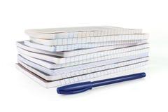 Notizbücher Lizenzfreie Stockfotografie