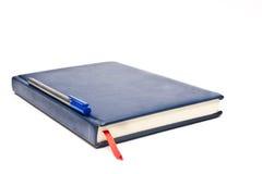 Notizbuch Stockbild