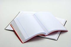Notizbuch Lizenzfreie Stockbilder